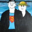 Am Meer, 2008, 60 x 80 cm