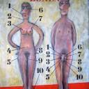 Die Erogenen Zonen, 2006, 70 x 100 cm