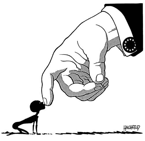 die EU hilft der 3. Welt